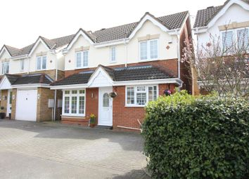Thumbnail 4 bed detached house for sale in Challinor, Church Langley, Harlow