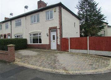 Thumbnail 3 bed property for sale in Moorcroft Crescent, Preston