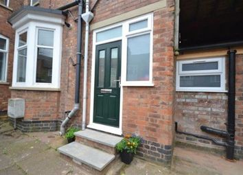 Thumbnail 1 bed flat to rent in Fleetwood Road, Clarendon Park, Leicester