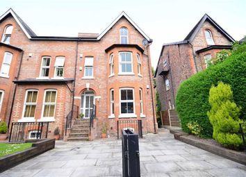 Thumbnail 2 bed flat to rent in Old Lansdowne Road, West Didsbury, Manchester, Greater Manchester