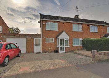 Thumbnail Semi-detached house for sale in Downton Road, Bridgend, Stonehouse