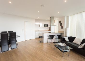 Thumbnail 2 bedroom flat to rent in Surrey Quays Road, London