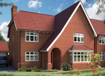 "Thumbnail 5 bed detached house for sale in ""The Arundel"" at Blunsdon, Swindon"