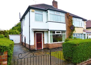 Thumbnail 3 bedroom semi-detached house for sale in Swanbourne Road, Sheffield