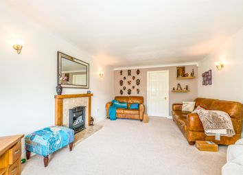 Thumbnail 4 bedroom detached house for sale in Bourton Close, West Hunsbury, Northampton