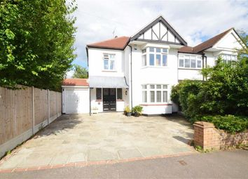 Thumbnail 4 bed semi-detached house for sale in Burnham Road, Leigh-On-Sea, Essex