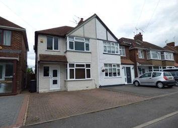 Thumbnail 3 bed semi-detached house for sale in Tachbrook Road, Leamington Spa, Warwickshire