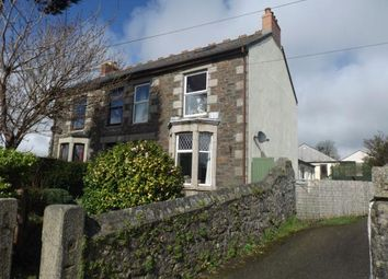 Thumbnail 3 bed semi-detached house for sale in Redruth, Cornwall, .