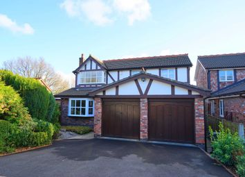 Thumbnail 4 bedroom detached house for sale in Mossdale Avenue, Lostock, Bolton