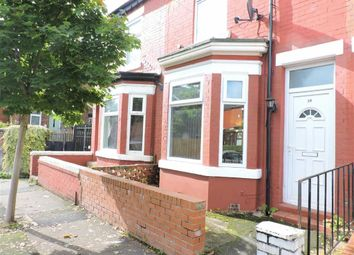 Thumbnail 2 bed terraced house for sale in Griffin Grove, Levenshulme, Manchester