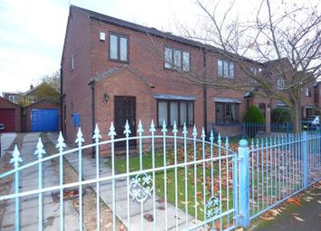 Thumbnail 3 bed semi-detached house to rent in Cherry Tree Grove, Dunscroft, Doncaster