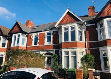 Thumbnail 1 bed flat to rent in Wessex Street, Canton, Cardiff