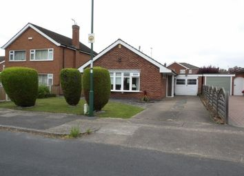 Thumbnail 2 bed bungalow to rent in Humberston Road, Wollaton, Nottingham