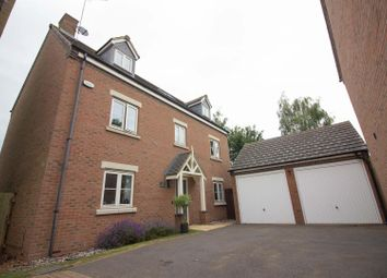 5 bed detached house for sale in Inniskilling Close, Moulton, Northampton NN3