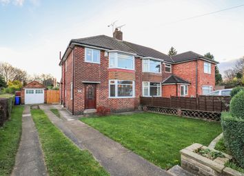 Thumbnail 3 bedroom semi-detached house for sale in Mauncer Lane, Woodhouse, Sheffield