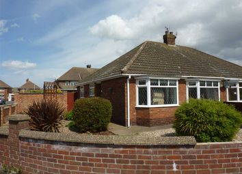 Thumbnail 2 bed semi-detached bungalow for sale in Halton Place, Cleethorpes