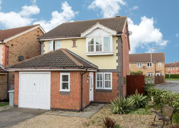 3 bed detached house to rent in Wakes Close, Bourne PE10