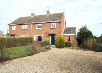 Thumbnail 3 bed semi-detached house for sale in Docking, Kings Lynn, Norfolk