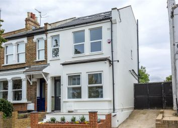 Thumbnail 4 bed semi-detached house to rent in Hertford Road, East Finchley, London