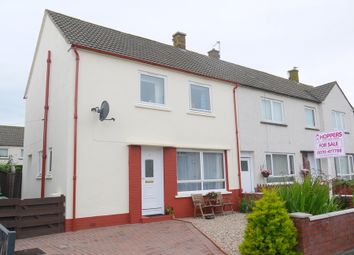 Thumbnail 3 bed end terrace house for sale in Carnell Terrace, Prestwick