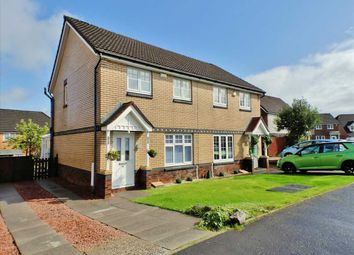 Thumbnail 3 bed semi-detached house for sale in Lochranza Drive, Lindsayfield, East Kilbride