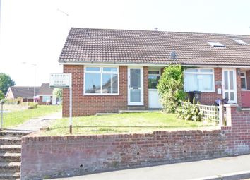 Thumbnail 1 bed semi-detached bungalow for sale in Manor Close, Chard