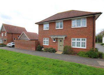 Thumbnail 3 bedroom detached house for sale in Stemson Avenue, The Harrington, Exeter