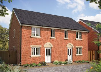 "Thumbnail 2 bed property for sale in ""The Kesgrove"" at Foxhall Road, Ipswich"