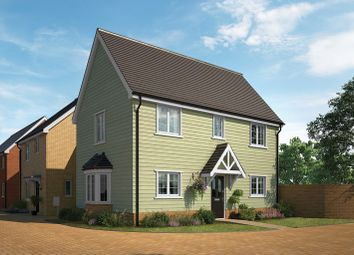 Thumbnail 3 bed detached house for sale in Forest Road, Witham Essex