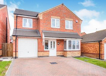 Thumbnail 4 bed detached house for sale in Mason Way, Leabrooks