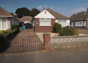 Thumbnail 2 bedroom detached bungalow for sale in South Park Road, Poole