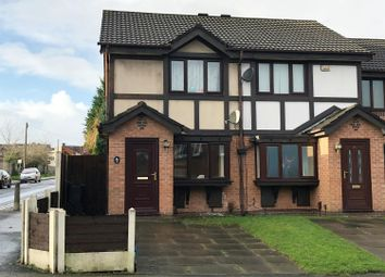 Thumbnail 2 bedroom town house for sale in Presto Street, Farnworth, Bolton