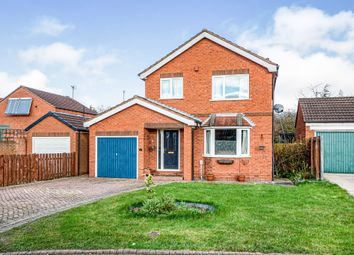 Thumbnail 4 bed detached house for sale in Laburnum Drive, Beverley