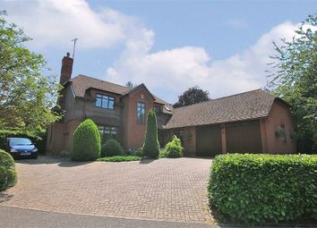 Thumbnail 4 bed detached house for sale in Windingbrook Lane, Collingtree Park, Northampton