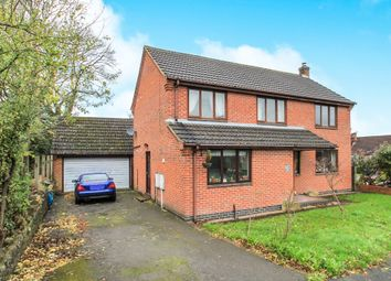 Thumbnail 3 bed detached house for sale in Park Avenue, Ashbourne
