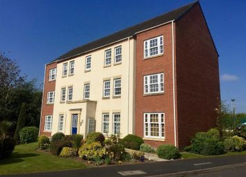 Thumbnail 2 bedroom flat to rent in Tyldesley Way, Nantwich