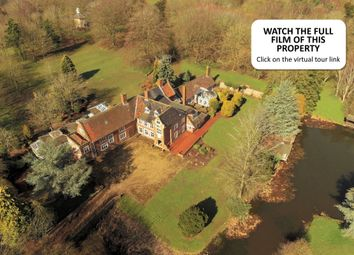 Thumbnail 8 bed property for sale in Weston Road, Weston Longville, Norwich