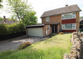 Thumbnail 4 bed detached house for sale in Haslemere Gardens, Ravenshead, Nottingham
