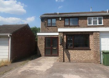 2 bed terraced house for sale in Rosemullion Close, Exhall, Coventry CV7