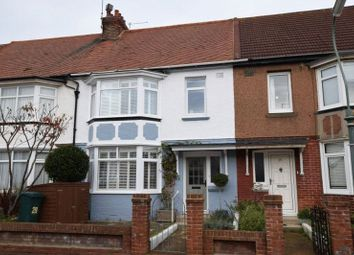Thumbnail 3 bed terraced house for sale in Marmion Road, West Hove, Hove