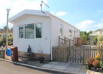 Thumbnail 1 bed mobile/park home for sale in Potters Hill, Felton, North Somerset