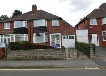 Thumbnail 3 bed semi-detached house for sale in Stanton Road, Shirley, Solihull