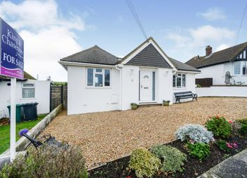 Thumbnail 3 bed bungalow for sale in Stanmer Avenue, Saltdean, Brighton, East Sussex