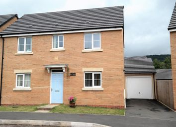 Thumbnail 3 bed detached house for sale in Pant Y Cadno, Aberdare