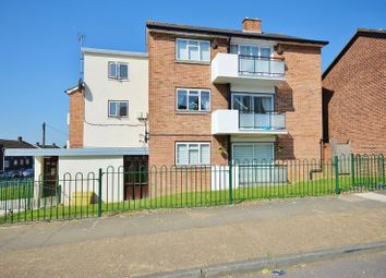 Thumbnail 2 bed flat to rent in Highfield Road, Collier Row, Romford