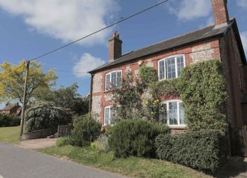 Thumbnail 4 bed detached house for sale in Hurstbourne Priors, Whitchurch