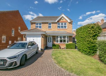 Thumbnail 4 bedroom detached house to rent in Higgins Road, Cheshunt, Waltham Cross