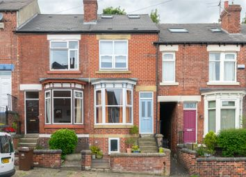 Thumbnail 3 bed terraced house for sale in Everton Road, Endcliffe, Sheffield