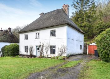 Thumbnail 4 bed detached house for sale in The Street, Milton Abbas, Blandford Forum, Dorset