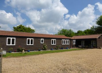 Thumbnail 4 bed bungalow to rent in Little Melton Road, Beckhithe, Norwich